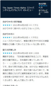 The Japan Times Alpha(ジャパンタイムズアルファ)